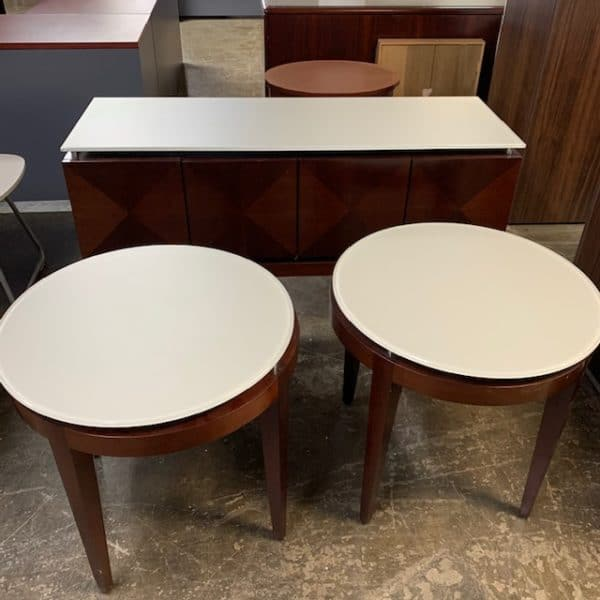 Cedenza and 2 Side Table