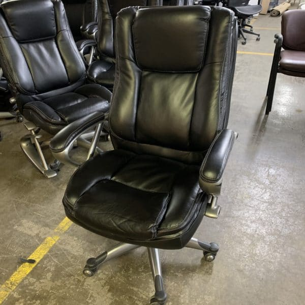 Black Conference Room Chair