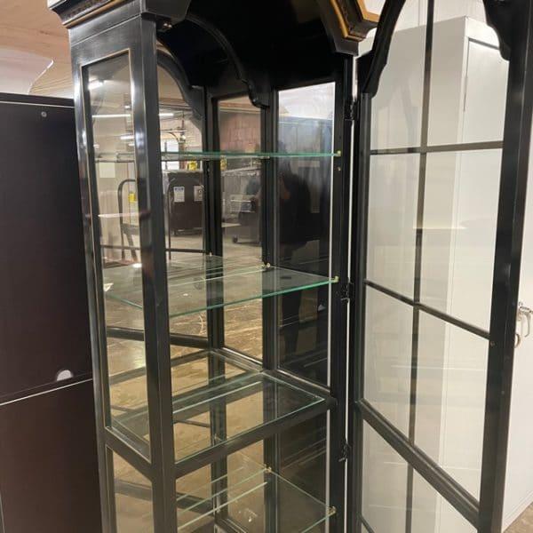 Drexel Furniture Curio Cabinet shelves