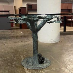 Unique Glass Top Table 1