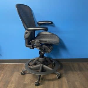 Herman Miller Aeron Chair with Conversion