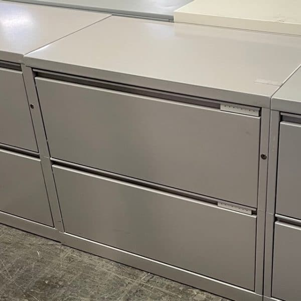 Meridian 2 Drawer Lateral File