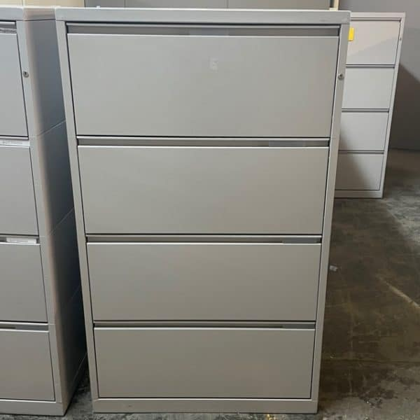 Meridian 4 Drawer Lateral File