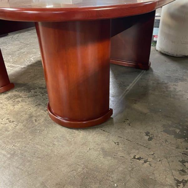 New 6' Wood Veneer Table legs