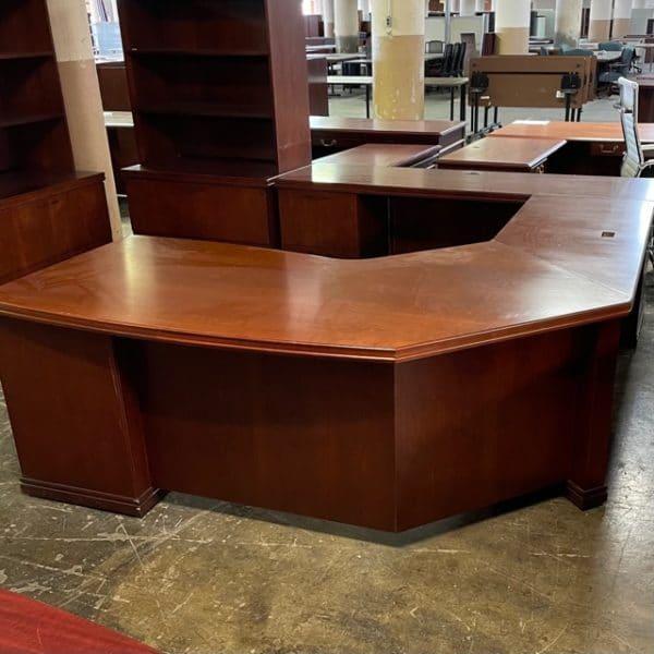 OFS U-Shaped Desk