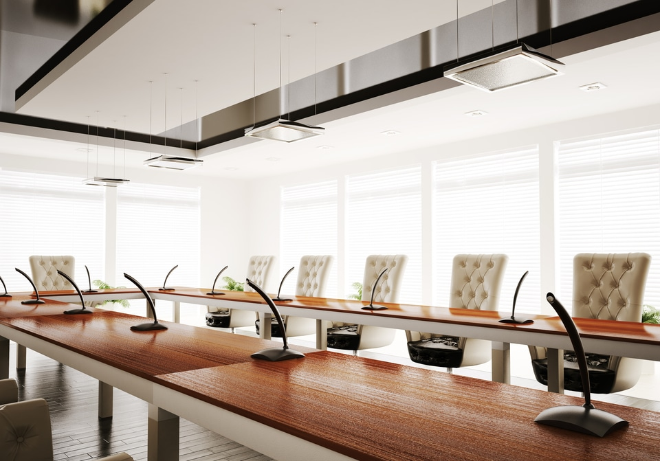Creating the Ultimate Conference Room