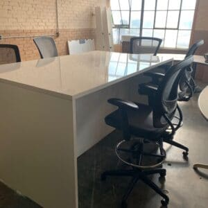 High-top collaboration table