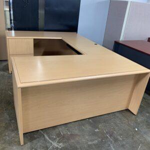 National Furniture Arrowood U-Shaped Desk
