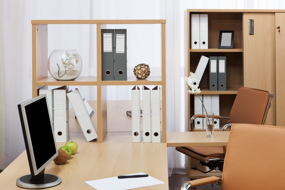 What to Use an Office Bookcase For