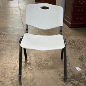 Global Heavy Duty Stacking Chair