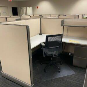 Herman Miller A02 Workstation